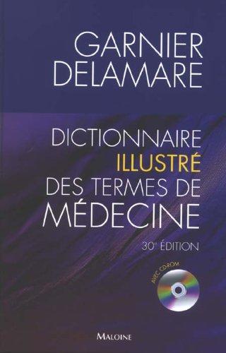 dictionnaire illustr u00e9 des termes de m u00e9decine garnier